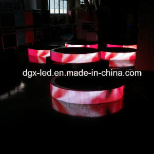 Dgx Indoor P4 Circular Rings LED Screen