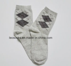 Men Fashion Dress Bamboo Socks Sport Socks pictures & photos