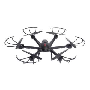 189601h-WiFi Fpv 0.3MP HD Camera APP/Transmitter Dual Mode Altitude Hold 3D Flip RC Quadcopter RTF pictures & photos