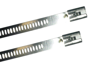 Stainless Steel Ladder Single Bard Lock Cable Tie pictures & photos