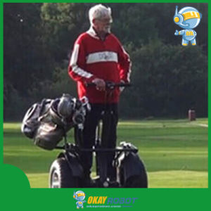 Outdoor Scooter China Smart Balance Electric Trolley for Golf