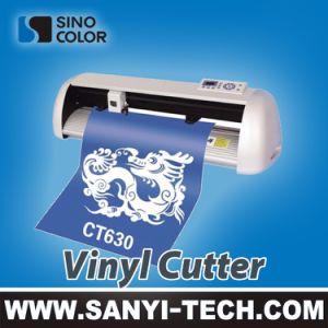 CT-630 Vinyl Cutting Plotter Machine pictures & photos
