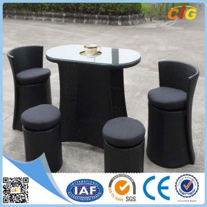 High Quality 5PC Wicker Rattan Outdoor Patio Furniture pictures & photos