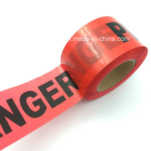 PE Warning Tape Environmental pictures & photos