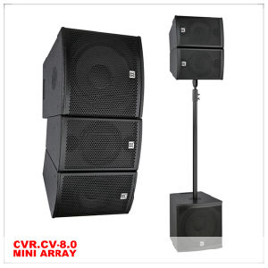 Coaxial Speaker 8 Inch Mini Portable Speaker System pictures & photos