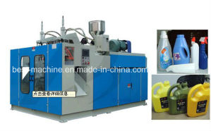 Fully Automatic 2L Double Station Blow Molding Machine pictures & photos
