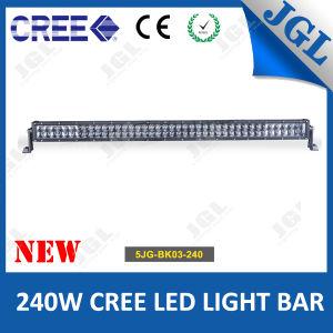 240W Offroad LED Light Bar, CREE LED Bulb Lighting