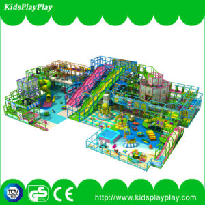 Big Slide Commercial Used Children Playground Equipment for Sale (KP141028) pictures & photos