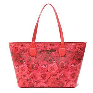 High Capacity Ladies Fashion Bag PU Leather Designer Handbag (XP1534) pictures & photos