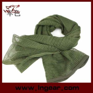 Military Tactical Mesh Net Camo Multi Purpose Scarf for Wargame pictures & photos