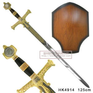 Solomon Swords with Plaque 125cm pictures & photos