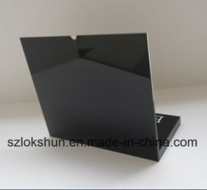 Black Acrylic Display Countertop POS Display Stands pictures & photos