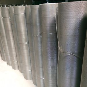120 200 325 400 500 Mesh 304 316 Stainless Steel Woven Filter Wire Mesh pictures & photos