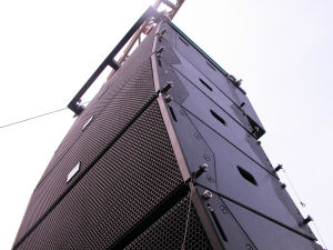 Professional Speaker Compective PRO Audio (CA-110L) pictures & photos