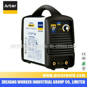 Plastic Cover Inverter Arc Welding Machine pictures & photos