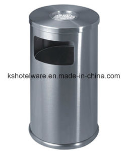Stainless Steel Round Ashtray Stand (DB-771G) pictures & photos