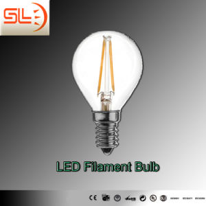 P45 E14 LED Filament Bulb Light with CE EMC pictures & photos