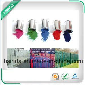 Anti Corrosion Metallic Effect Powder Coating pictures & photos