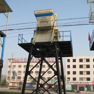 Js1000 (40-50m3/h) Concrete Mixer Machine with Lift pictures & photos