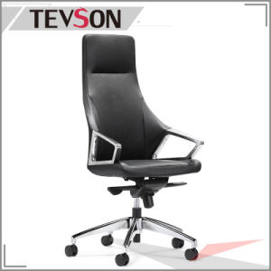 Modern PU or PVC Swivel Leather Executive Chair (DHS-GE04A) pictures & photos