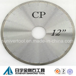"12"" Fishhook Ceramic Tile Cutting Blade pictures & photos"