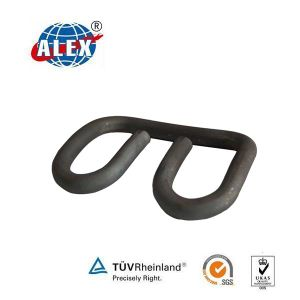 Rail Steel Elastic Clip for Railway Fastenings pictures & photos