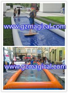 Inflatable Slip and Slide for Skateboard / Water Slip N Slide pictures & photos