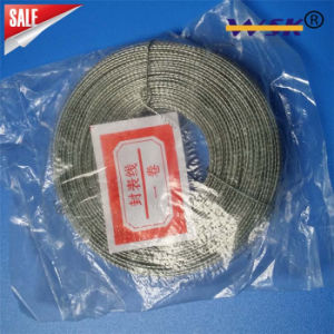 High Quality Silver Meter Security Seal Wire Stainless Wire Wsk-Ms05e