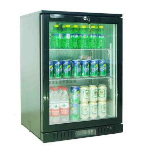 130liter Single Door Back Bar Commercial Refrigerator pictures & photos