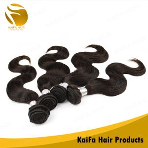 2015new Products Bodi Wave Peruvain Hair /Human Hair Extensions Goods (KF145)