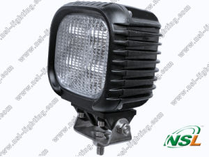 40W Spot/Flood Beam LED Work Light 10-30V DC LED Driving Light for Truck LED Offroad Light pictures & photos