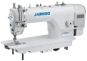 Electrical and Mechanical Integrated High Speed Direct Drive Computer Lockstitch Sewing Machine (JH-9200)