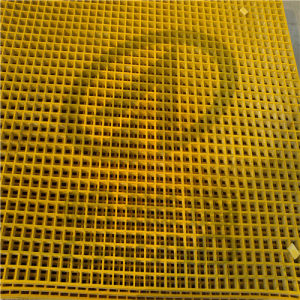 High Strength Anti-Corrosion Insulation Plastic Walkway Grating