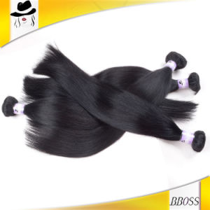 Wholesale Real Peruvian Hair Extension pictures & photos