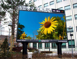 DIP346 P20 Advertising Digital Billboards with RGB for Outdoor pictures & photos