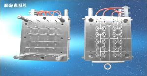 Insulin Syringe Injection Mold Series