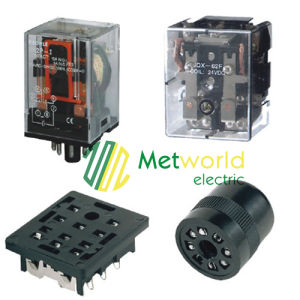 Good Sales New General Relay & Socket pictures & photos