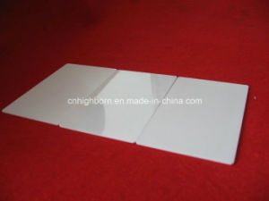 Polished White Zirconia Ceramic Plate pictures & photos