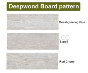 Fiber Cement Siding Board Wood Grain pictures & photos