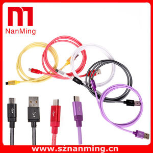 Micro USB Data Cable for 5pin USB Cable pictures & photos