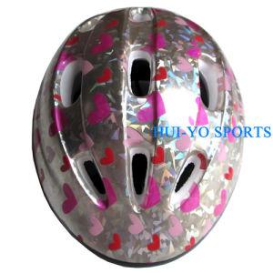 Blinking Kid Helmet, Kid Bike Helmet, Cartoon Children Helmet pictures & photos