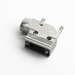 D-SUB 9pin Shell Zinc Heavy Duty Hood Assembly Kits pictures & photos