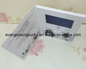 Video Greeting Card for Invitation Card pictures & photos