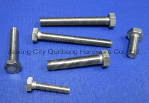 "Hex Bolts (BS1083 1/4""-2"" Gr. 2/5/8) pictures & photos"