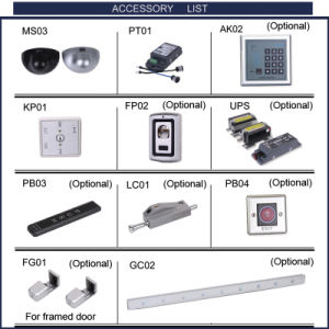 Radar Automatic Door System pictures & photos