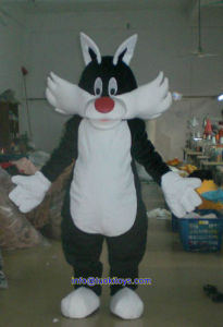 Brend New Inflatable Costume Cartoon for Commercial Show and Trade Show (A844) pictures & photos