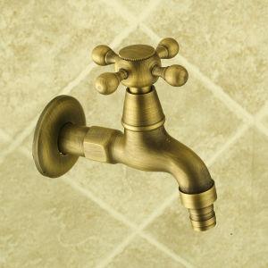 Domestic High-End Antique Bibcock Faucet (6906) pictures & photos