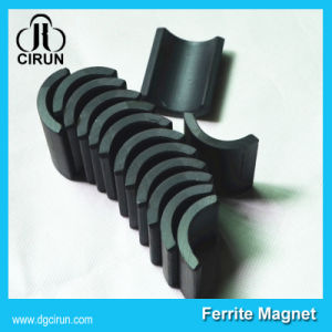 360 380 390 Ferrite Arc Motor Magnet pictures & photos