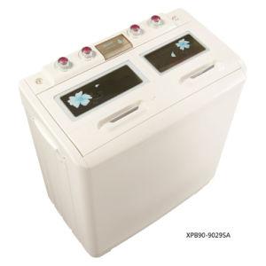 9kg Twin-Tub Top-Loading Washing Machine for Qishuai Model XPB90-9029SA pictures & photos