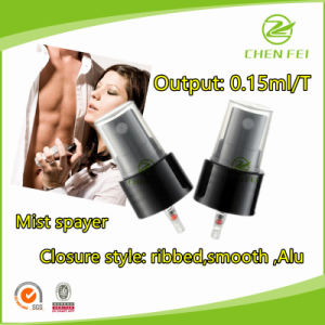 Custom Output 0.15ml Plastic Fine Mist Sprayer pictures & photos
